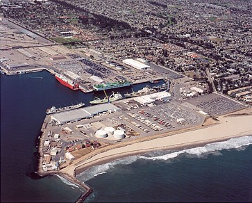 The Port of Hueneme